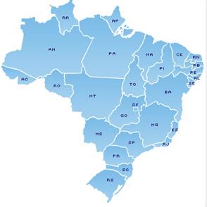 Lista de sites dos Detrans dos Estados Brasileiros