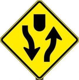Placas de Advertência | Placas de Trânsito - Sinalização