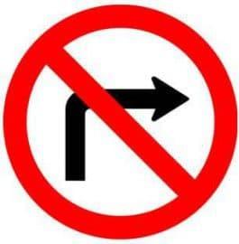Placas de Regulamentação | Placas de Trânsito - Sinalização