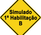 Simulado DETRAN 1ª Habilitação B - Prova Teórica Detran