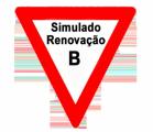 Simulado DETRAN Renovação CNH B - Prova Teórica Detran