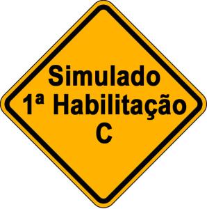 Simulado 1ª Habilitação C