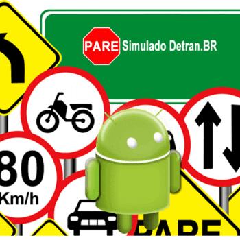 App Simulado DETRAN para Android