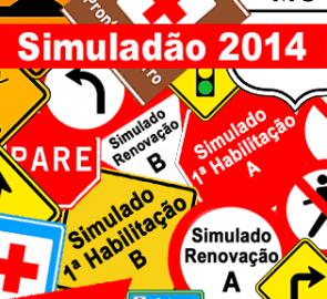Simuladão DETRAN 2014 - Clube DETRAN