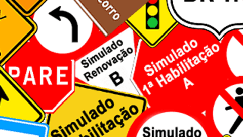 Simulado Prova DETRAN Online