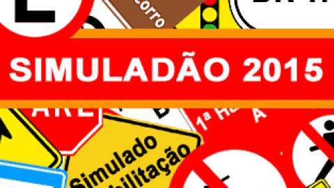 Simuladão DETRAN 2015