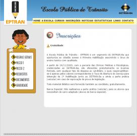 Inscrições para CNH Gratuita 2016 - Feira de Santana-BA