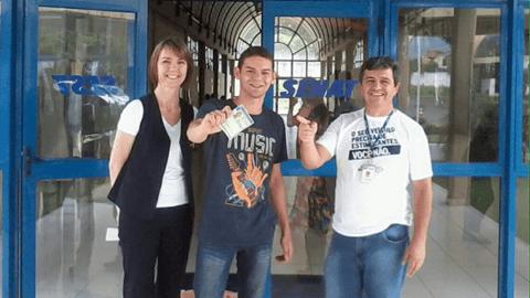 Salvador tem mais de 1,5 mil vagas para CNH Social SEST SENAT