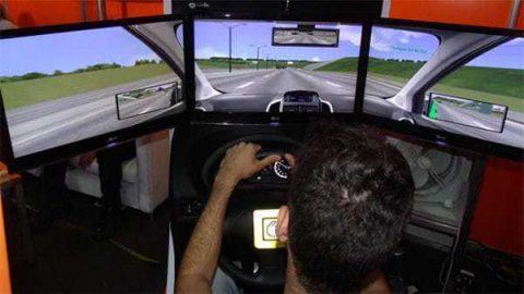 Obrigatoriedade do Simulador de Direção Veicular