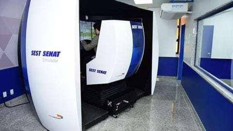 Projeto Simulador de Direção SEST SENAT