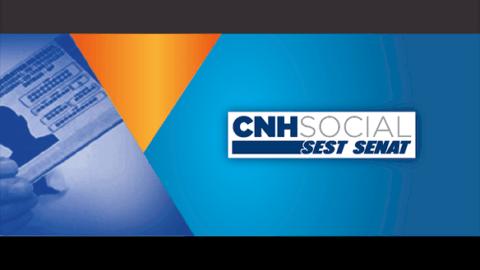 Inscrições CNH Social SEST SENAT 2017