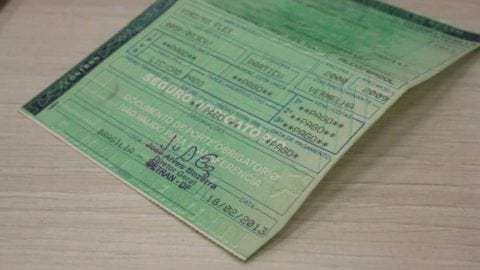 Lei por dirigir sem o CRLV muda em novembro