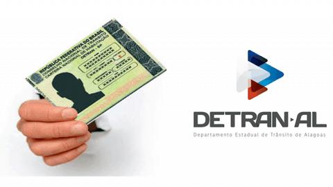 Permissão para Dirigir (PPD) DETRAN AL
