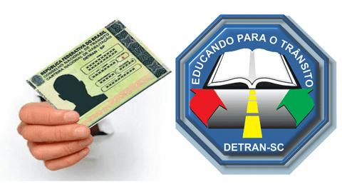 Permissão Para Dirigir (PPD) DETRAN SC