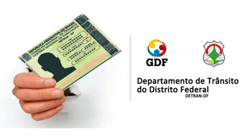 Permissão para Dirigir (PPD) DETRAN DF