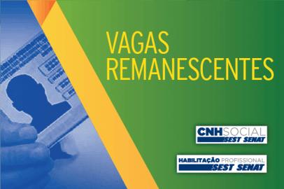 SEST SENAT abre inscrições para vagas remanescentes CNH Social 2017