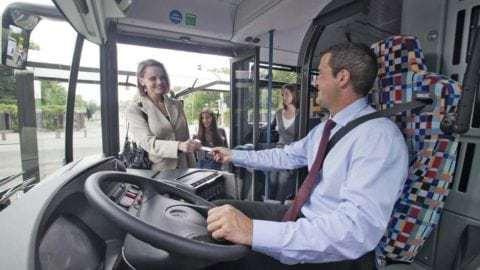 Cursos grátis de segurança para motorista de ônibus
