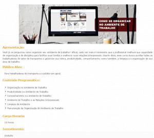 Curso Online Gratuito de Como se Organizar no Ambiente de Trabalho