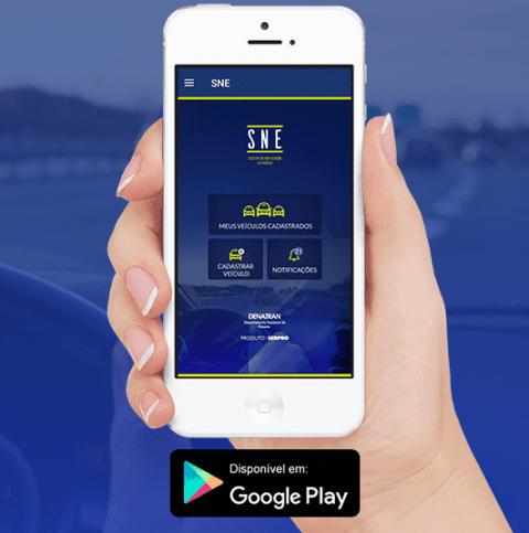 SNE DENATRAN – Apps para Android