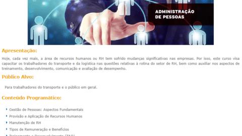 Curso Online Gratuito de Administração de Pessoas