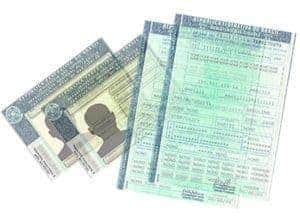 Documentos de porte obrigatório para o condutor de veículos