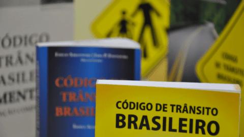 O que é o Código de Trânsito Brasileiro