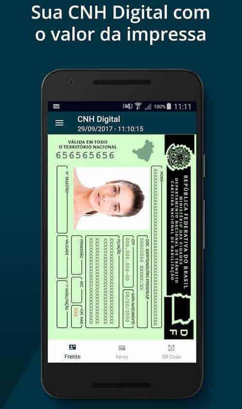 CNH Digital será liberada em Goiás até o final do ano - APP