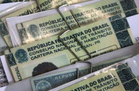 DETRAN-AM realiza fiscalização para autenticar inscrições no CNH Social
