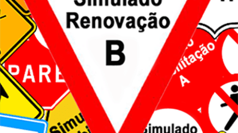 Simulado DETRAN Renovação B