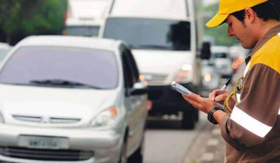 Como Recorrer de uma Multa de Trânsito
