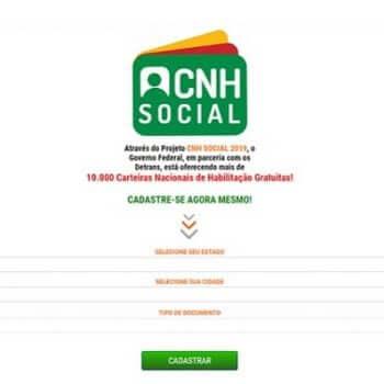 DETRAN/TO informa que mensagem anunciando emissão de CNH gratuita é falsa