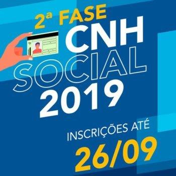 CNH Social 2019: Segunda Face DETRAN-ES
