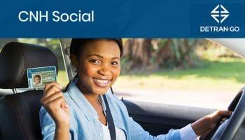 Inscrições para a CNH Social de Goiás vão até o dia 02 de janeiro do ano que vem
