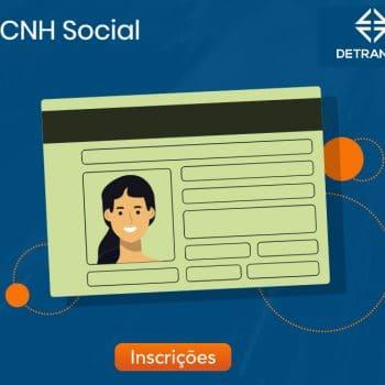 Fique atento ao prazo e não perca as inscrições para a CNH Social em Goiás