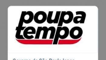 Novo aplicativo do Poupatempo permitirá pedir CNH e consultar o IPVA