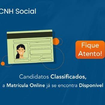 Lista de selecionados para CNH Social é liberada em Goiás