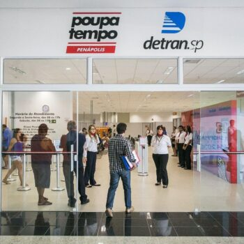 Detran e Poupatempo não entregarão CNHs nas unidades