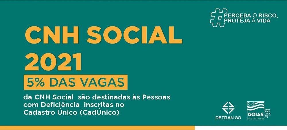 CNH Social inclusão das Pessoas com Deficiências