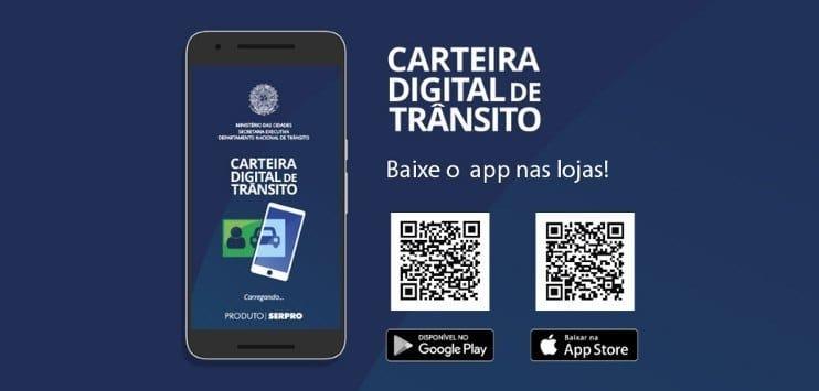 Desconto em Multas: Carteira Digital de Trânsito