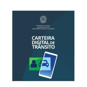 Carteira Digital de Trânsito libera desconto em multas