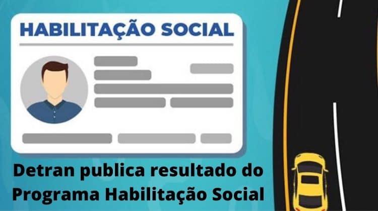 Liberação do resultado da CNH Social pelo DETRAN-DF